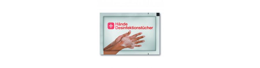 Desinfectiedoekjes