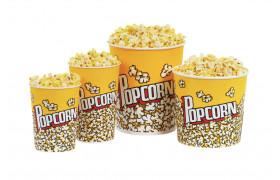 Popcorn rond