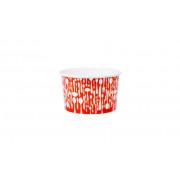 Soup cup, enkelwandig 480ml/16oz, soepbeker