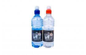 Plastic fles, PET (5)